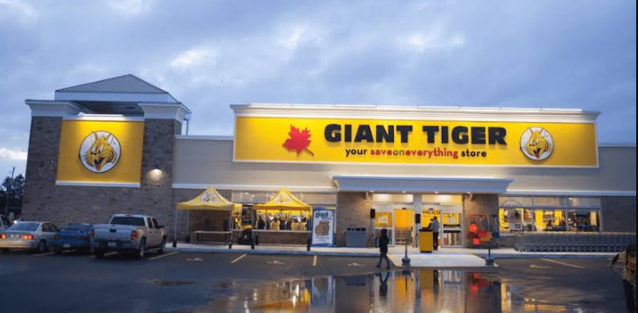 Giant Tiger Guest Satisfaction Survey 2020