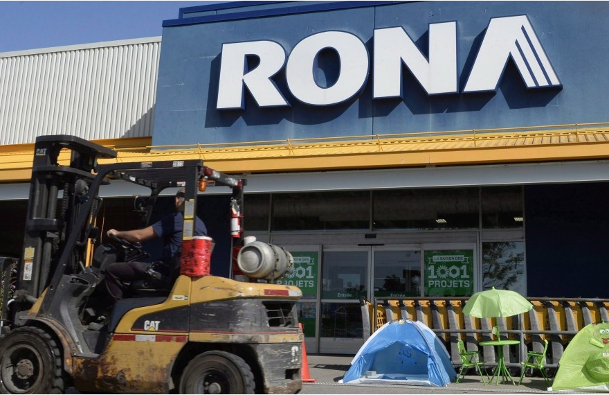 RONA Store Opinion Survey