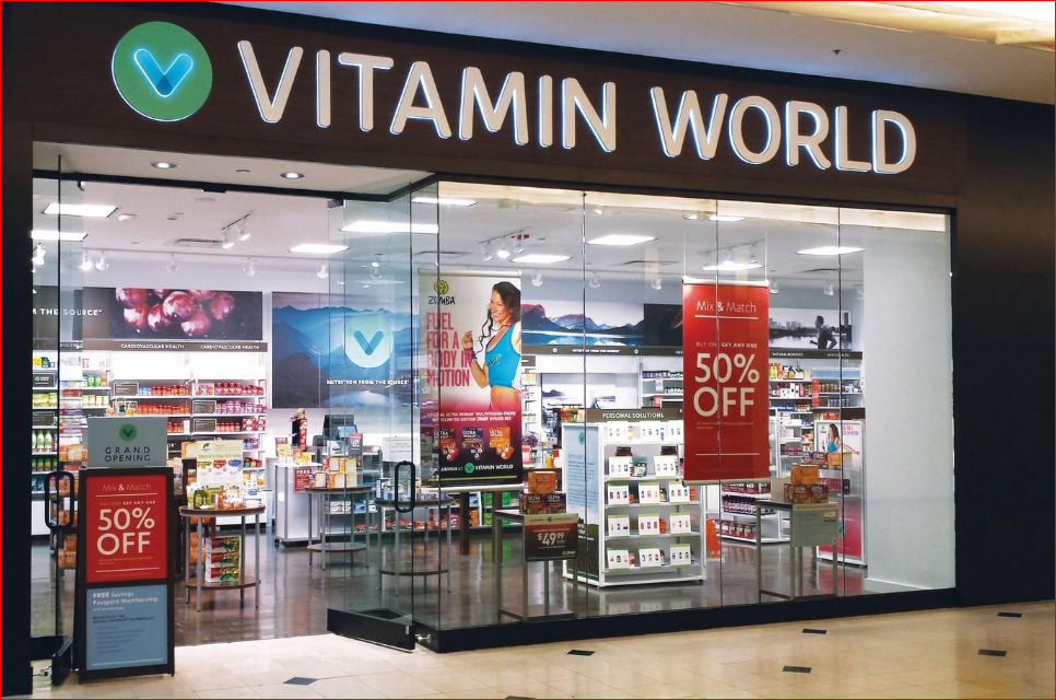 Vitamin World Guest Experience Survey